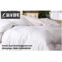 Buy cheap Cotton Duvet For King Size Bed Down And Feather Filled Comforter from wholesalers