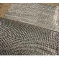 Wholesale Food Grade Wire Conveyor Belts Stable Chain Drive Argon Welding For Biscuit from china suppliers