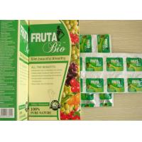 Wholesale 100% Original Fruta Bio Slimming Capsule Prue Natural Weight Loss Fruta Bio Natural Fast Slimming Weight Loss 30 Diet from china suppliers