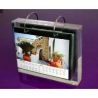 Buy cheap Fine Art Paper Acrylic Photo Frames Wall Mount Light Texture Matte Surface from wholesalers