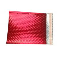 Wholesale Moisture Proof Colorful Metallic Bubble Mailer Glamour Shipping Mailing Bags from china suppliers