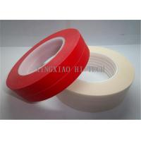 155℃ Electrical Insulating Materials Crepe Paper / Fiberglass Adhesive Tape For Transformer