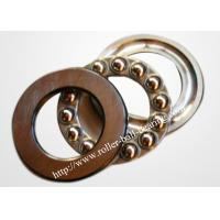 Buy cheap Non-Standard Single Row Single Direction Thrust Ball Bearings 51706VD from wholesalers