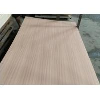 Wholesale Eco Friendly Fancy Plywood 1220x2440mm Size P/S Natural Sapele Face / Back from china suppliers