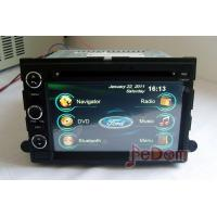 China Car DVD GPS Navigation Audio Radio for Ford Fusion / Milan / Mustang / Mkx (C7020FE) on sale