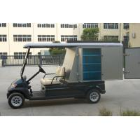Buy cheap Commercial Luxury Motorized Utility Golf Cart , Electric Hotel Housekeeping Cart from wholesalers