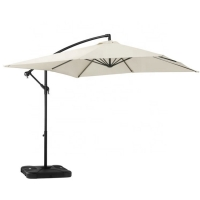 Buy cheap 260cm Diameter 245cm Height Free Standing Market Umbrella For Pool from wholesalers