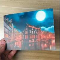 Wholesale China Factory Wholesale Good Quality Custom Offset Printing Plastic PET Lenticular 3D lenticular card from china suppliers