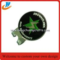 Buy cheap Hat clip golf accessory custom,sample or golf fork pictures is acceptable from wholesalers