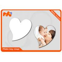 Buy cheap Fashionable Sublimation Fridge Magnets For Home Use Customized Size from wholesalers