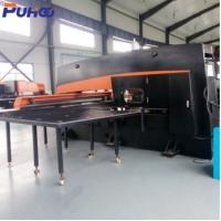 Buy cheap High Speed Amada Cnc Punching Machine , Sheet Metal Stamping Machine For Kitchen Equipment from wholesalers