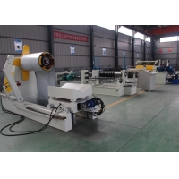 Buy cheap 8m/Min Low Speed ISO 30pcs Cut To Length And Slitting Line from wholesalers