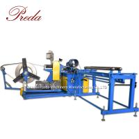 China spiral duct forming machine/HVAC auto duct line production equipment pipe on sale