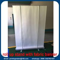 Buy cheap Aluminum Advertising Roll Up Banner Printing from wholesalers