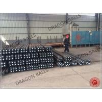 Buy cheap Grinding Media Round Steel Rod Low Bending Durable Long Service Life Time from wholesalers