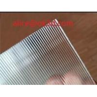 Buy cheap Cylinder Polystere lenticular sheet 20LPI material 3mm Thickness Plastic product
