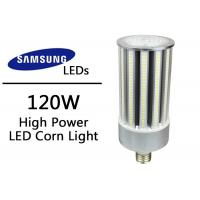 Buy cheap Parking Lot Gas Station High Bay Retrofit LED Replacement Bulbs Corn 120w from wholesalers