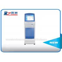 Buy cheap 15 Inch Interactive Information Kiosk For Billnotes Validator / Coin Counting from wholesalers