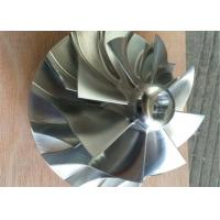 Buy cheap Marine Bladed Shaft Turbocharger Rotor Assembly Axial Turbine Type product