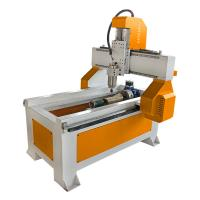 Buy cheap 6090 4 Axis Desktop CNC Router Machine For Advertising , Mach3 Control Cnc Milling Machine from wholesalers