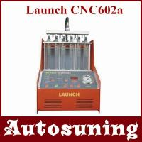 China Launch CNC602a Injector Cleaner and Tester on sale