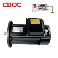 Buy cheap High Torque Low Rpm Ac Electric Motor Three Phase Servo Motor 35.6KW 100 Rpm product