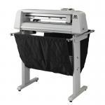 Buy cheap Energy Saving Contour Cutting Plotter 25 Watt  Vinyl Sticker Plotter from wholesalers