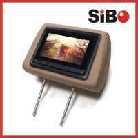 7 Inch Car Rear Seat Advertising Screen With Android OS Tablet Manufactures