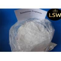Buy cheap Raw Pharmaceutical Material Powder Testosterone Propionate 57-85-2 from wholesalers