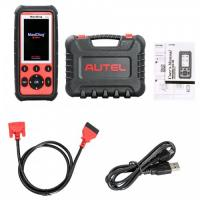 Buy cheap Autel MaxiDiag MD808 Diagnostic Scan Tool for Basic Four Systems Update Online Free Lifetime from wholesalers