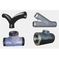 Buy cheap MY pipe Forged Fittings 3000LBS Threaded Equal Tee with BSPT or NPT from wholesalers