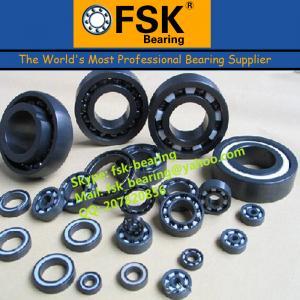 Low Price Si3N4 Hybrid Ceramic Bearings 6200 6201 6202 6203 6204 6205 6206 6207 6208 Manufactures