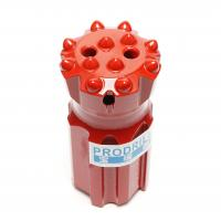 Buy cheap T45-76mm Threaded Button Drill Bits Superior Drilling Performance With 14 product