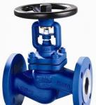 Buy cheap German standard bellows globe valve WJ41H/Y/F-16CDN50 bellows globe valve DN100 DN80 from wholesalers