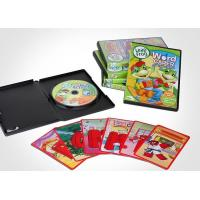Buy cheap LeapFrog Talking Words Baby Read DVD For Learning , English Language from wholesalers