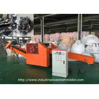 Buy cheap Uniform Clothes Waste Shredder Coat Underwear Pants Jeans Cutting Machine from wholesalers