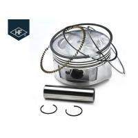 Buy cheap CB 250 Water Cooled Motorcycle Engine Spare Parts 69mm / 17mm Pin Piston Kit from wholesalers