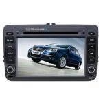 Buy cheap Car DVD player For VW Magotan/Sagitar/Golf/Bora/Caddy/Touran/Skoda-Superb with CANBUS+GPS from wholesalers