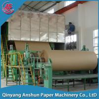 Buy cheap craft paper making machinery manufacturers in china with high profit from wholesalers