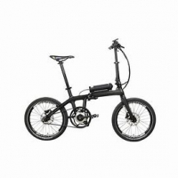 Buy cheap Thumb Throttle 500w 40KM/H Metro Folding Electric Bike For Adults from wholesalers