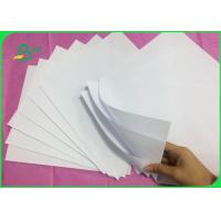 "Buy cheap 100% Wood Pulp 70 Gsm & 80gsm Offset Printing Paper Jumbo Roll 31 * 43"" from wholesalers"
