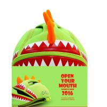 Green Preschool Children School Bags Customized Stegosaurus Style Manufactures