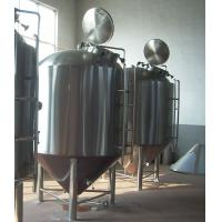 Buy cheap 2000L beer fermentation tanks, fermenters, mini beer brewing equipments, beer machine from wholesalers