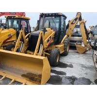Buy cheap Good Condition Second Hand Backhoe Loader Used Cat 416e 420f 430f from wholesalers