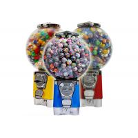 Buy cheap Safe Circular Vending Machine , Gumball Vending Machine With Removable Cash Box from wholesalers
