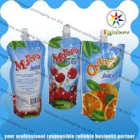 Buy cheap Recyclable Plastic Pouches Packaging , Customized PET / AL / NY / PE Stand Up Pouch from wholesalers