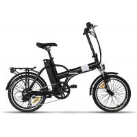 Buy cheap Mini Foldable Electric Powered Bike 20 Inch Ebike With Lithium Battery from wholesalers