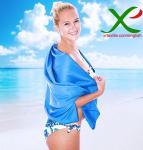 Buy cheap Microfiber Bath Beach Towel 70*140cm from wholesalers