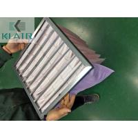 Wholesale Commercial Bag Air Filters Air Handling Unit AHU Filter New Standard ISO 16890 Epm1 from china suppliers