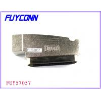 Buy cheap Amphenol 957 100 Pin Centronics Connector Male Plug IDC Type With Zinc Cover from wholesalers